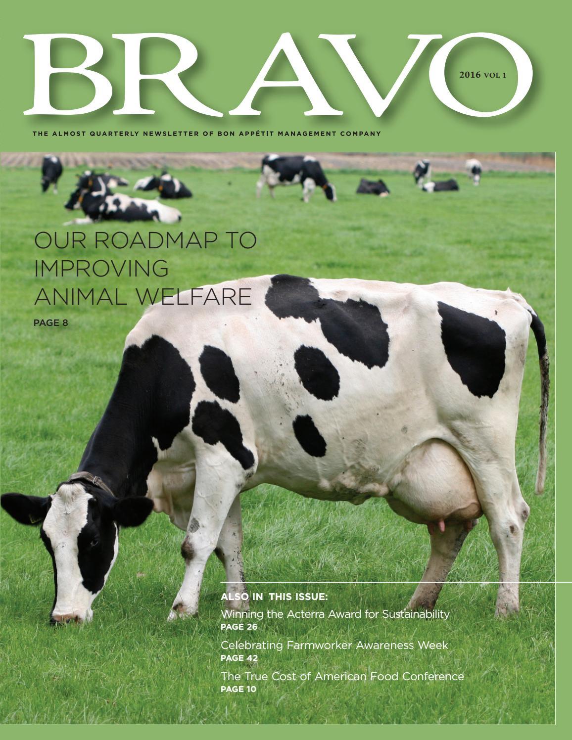 bravo 2016 volume 1 by compass group usa issuu