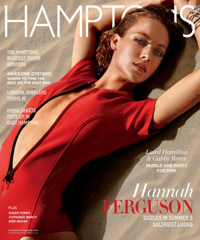Hamptons - 2016 - Issue 8 - Home & Garden - Hannah Ferguson