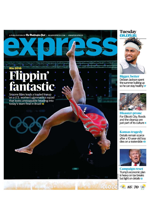 EXPRESS 08092016 By Express
