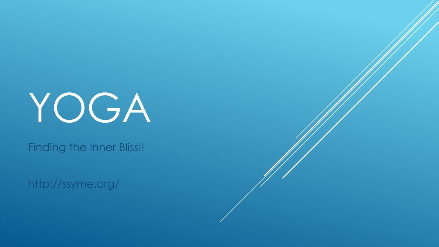 Yoga By Siddha Samadhi Yoga Issuu