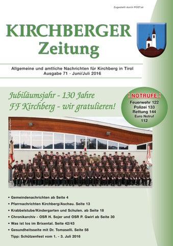 Polizeiinspektion Kirchberg in Tirol - Landespolizeidirektionen