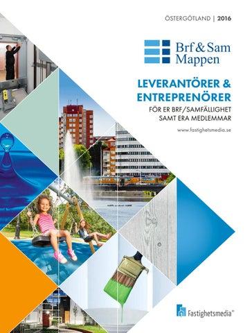 Leverantörer & Entreprenörer för er BRF/Samfällighet samt era medlemmar