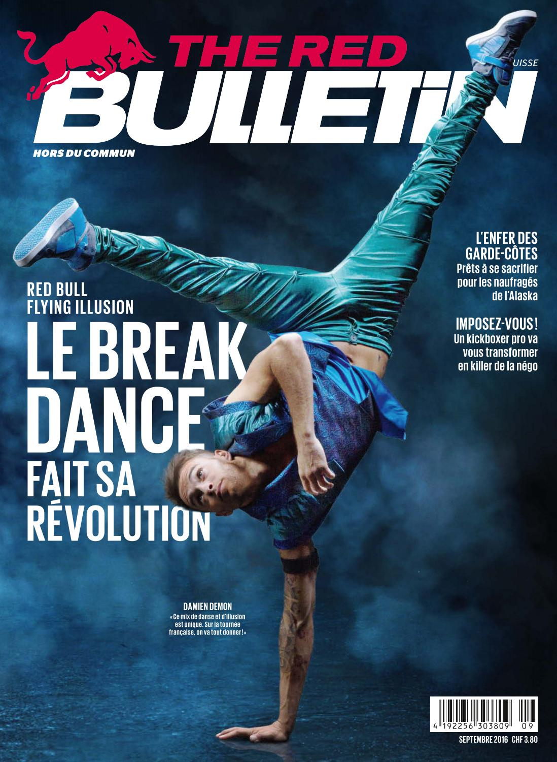 The Red Bulletin Septembre 2016 CHFR by Red Bull Media