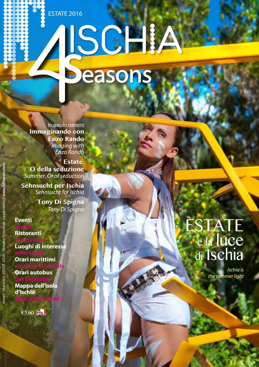 Ischia Seasons 4 Seasons Ischia Estate 2016 La luce di Ischia by Ischia News issuu 1af1f5