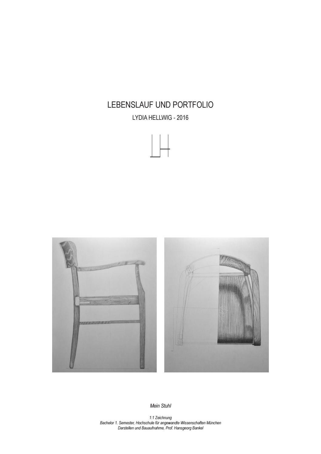 Lebenslauf und Portfolio by Lydia Hellwig - issuu