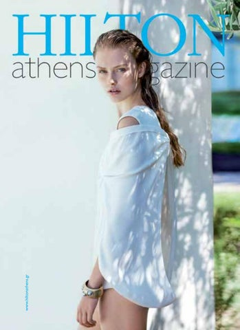 HILTON athens magazine Ιssue 31 - Summer 2016 by Hilton Athens - issuu b6d3f773c8d