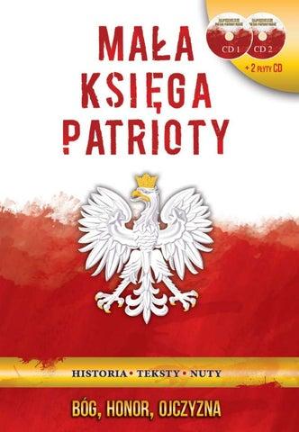 Mała Księga Patrioty Xxs Orzeł 2 Cd Gratis Wersja H By