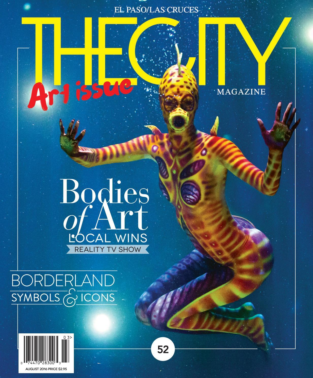 thecity magazine el paso  u2022 august 2016 by thecity magazine