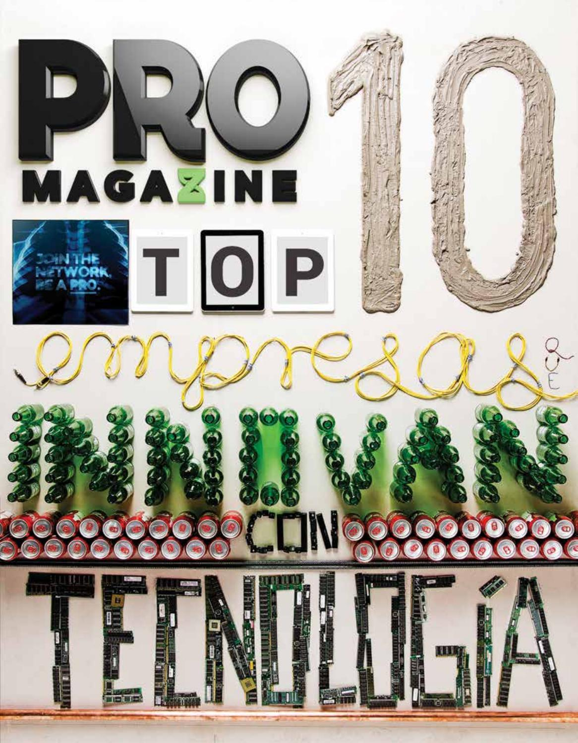 Pro Magazine Monterrey Edicin 25 By Issuu Promag Tablet Farma