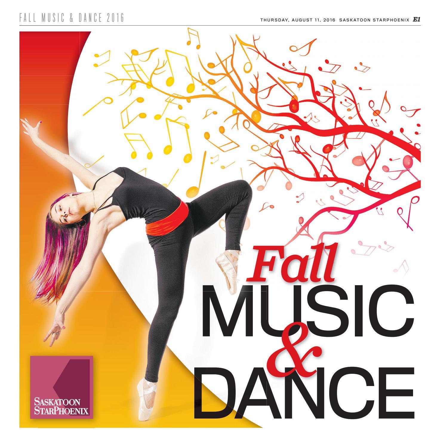 Saskatoon Fall Music & Dance 2016 by Postmedia Saskatchewan
