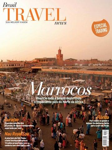 c64918fdc52 Brasil Travel News 323 - Marrocos by Brasil Travel News - issuu