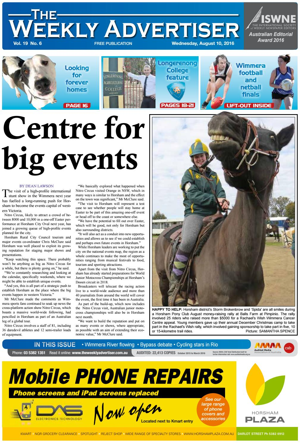 d18b0a07d79 The Weekly Advertiser - Wednesday