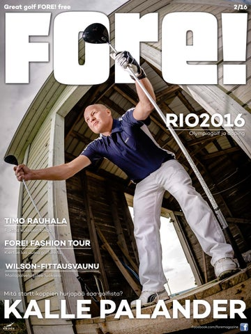 Fore! Golf Magazine 2 17 by krookmedia - issuu 07b9c04cd2