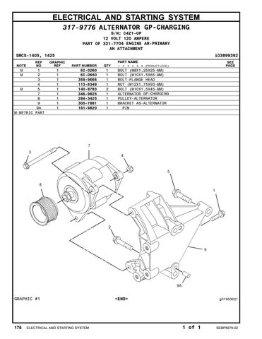 Parts Manual 422e Backhoe Loader By Ahmadfikry Work