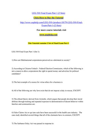 leg 100 final exam This chapter provides a 250 question practice nclex-rn exam,  d semi- fowler's with legs extended on the bed  an apical pulse of 100.