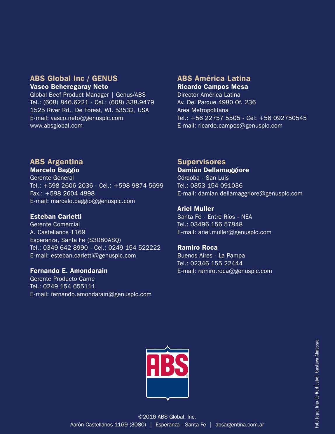 Abs Global Usa