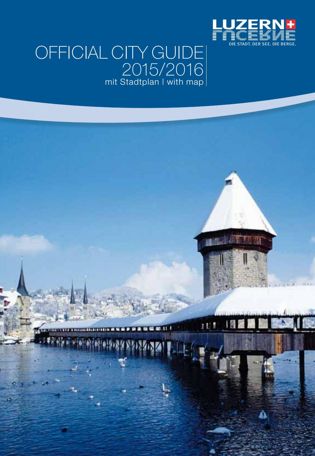 Cityguide 2015 16 Winter Edition By Ba Media Gmbh Issuu