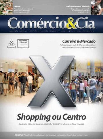 af8e4e8ffbd04 Revista Comércio   Cia - 6ª Edição by Fecomercio-ms - issuu