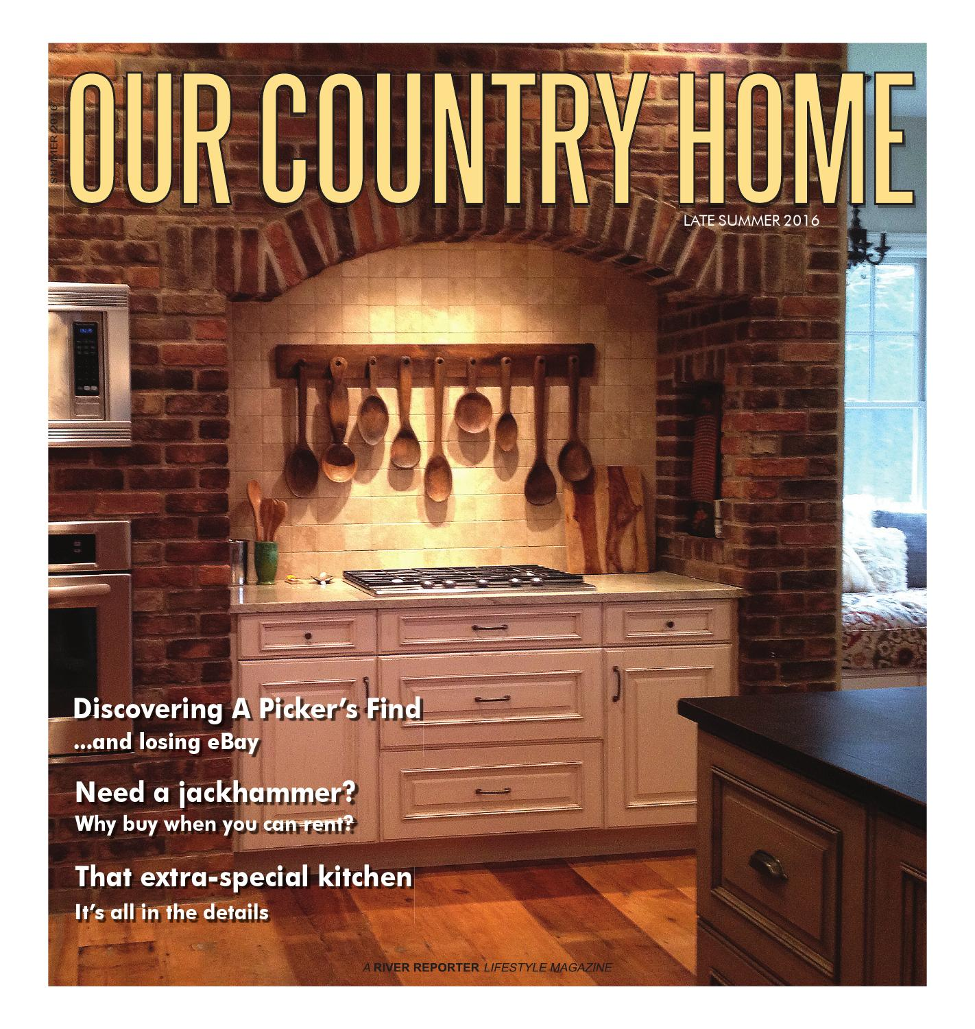 stylist design designer kitchens honesdale pa.  Our Country Home Late Summer 2016 by Stuart Communications issuu