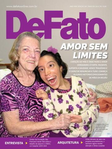 e13f57ea1 Revista DeFato 281 by Revista DeFato - issuu