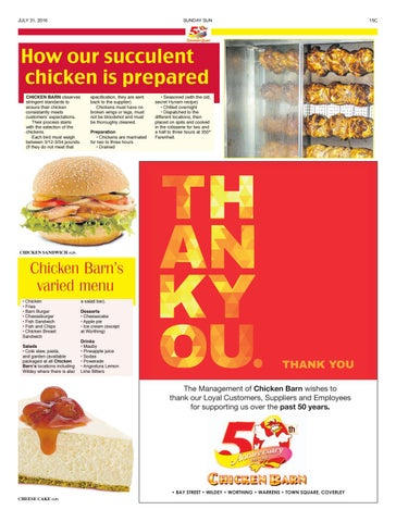 Chicken Barn - 50th Anniversary Feature by Nation Publishing
