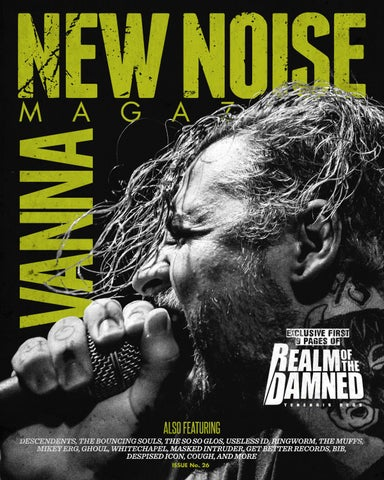 New Noise Magazine - Issue #26 by New Noise Magazine - issuu