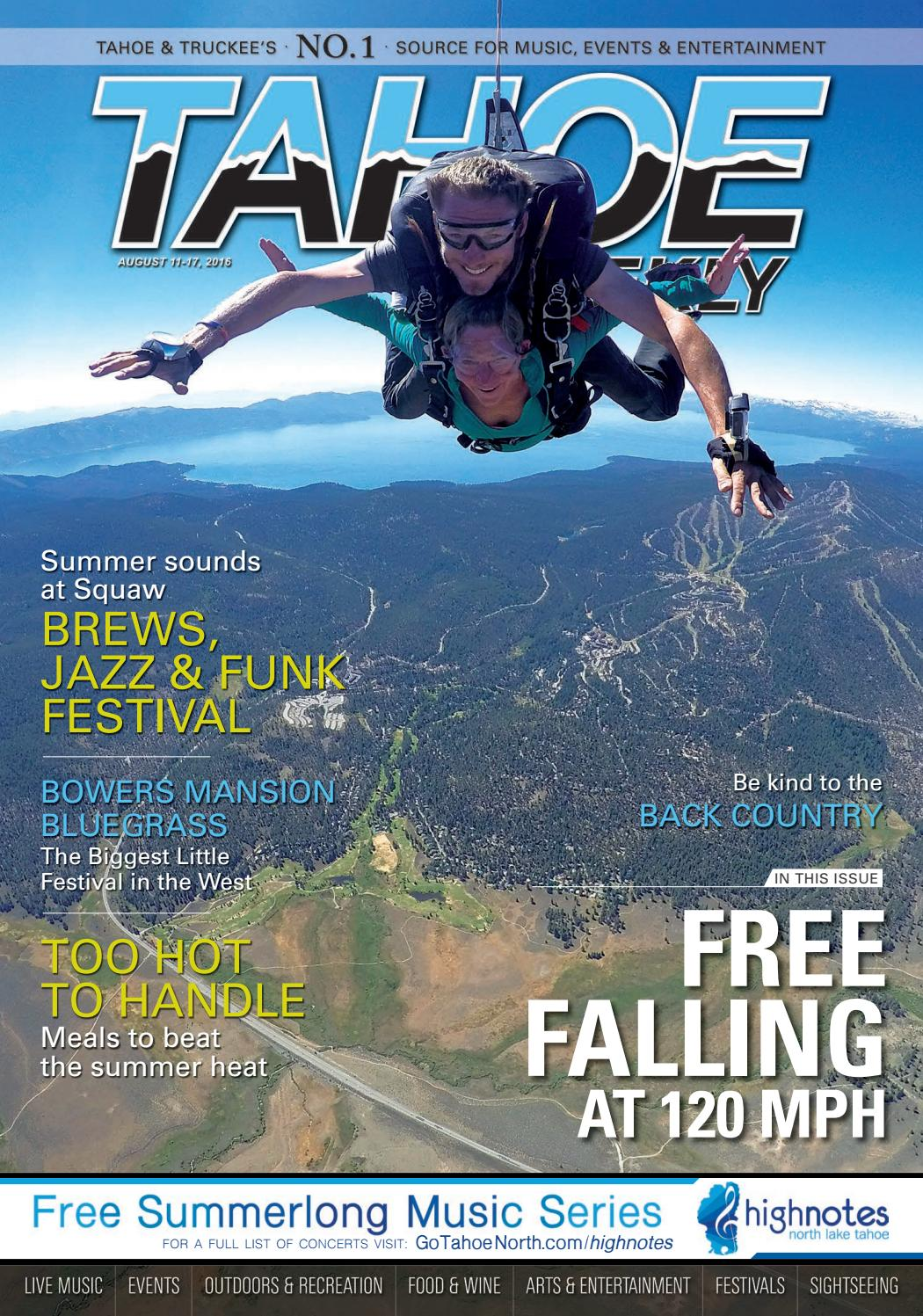 Aug 11-17, 2016 by Tahoe Weekly - issuu