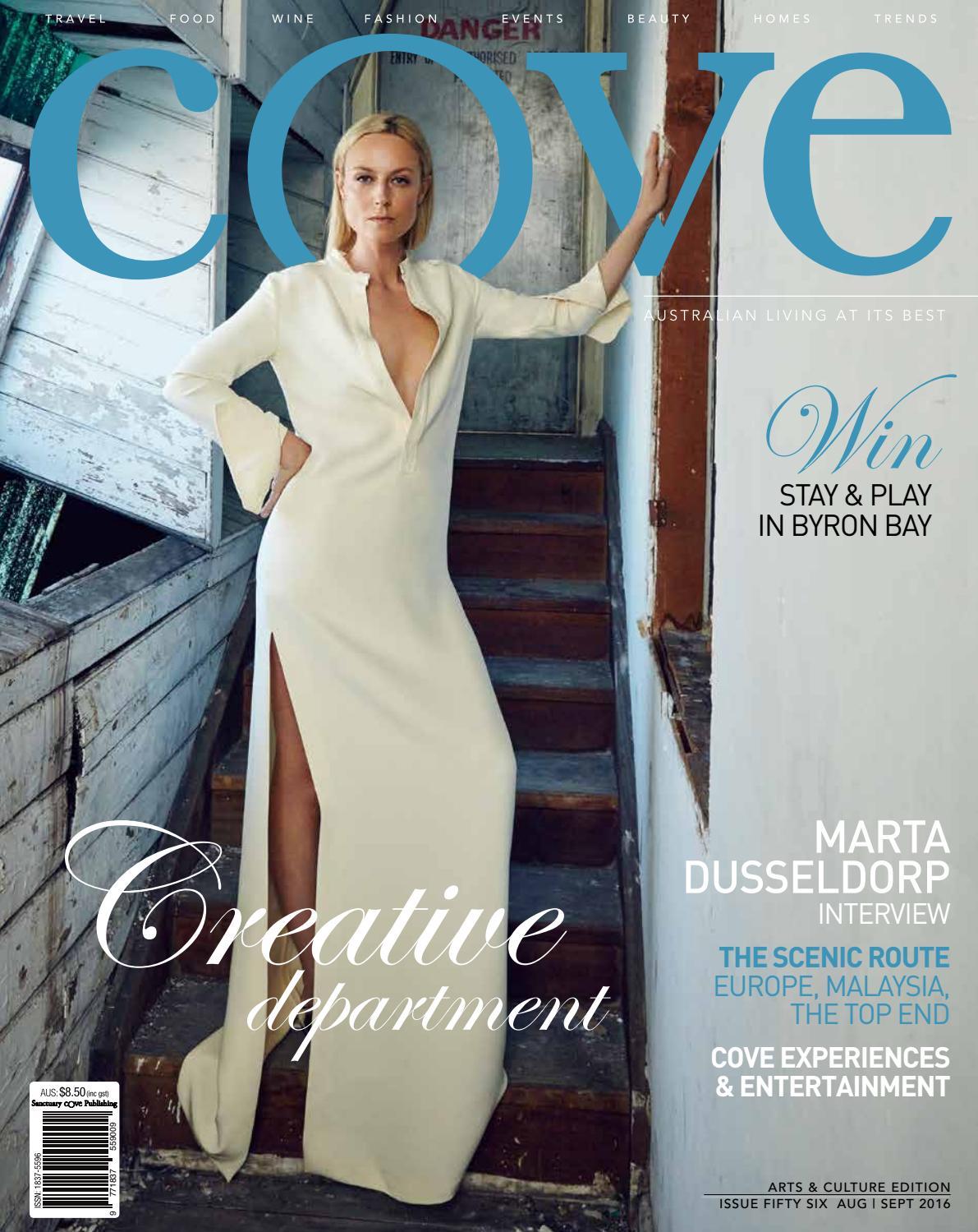 8012a66779b The Cove Magazine by The Cove Magazine - issuu