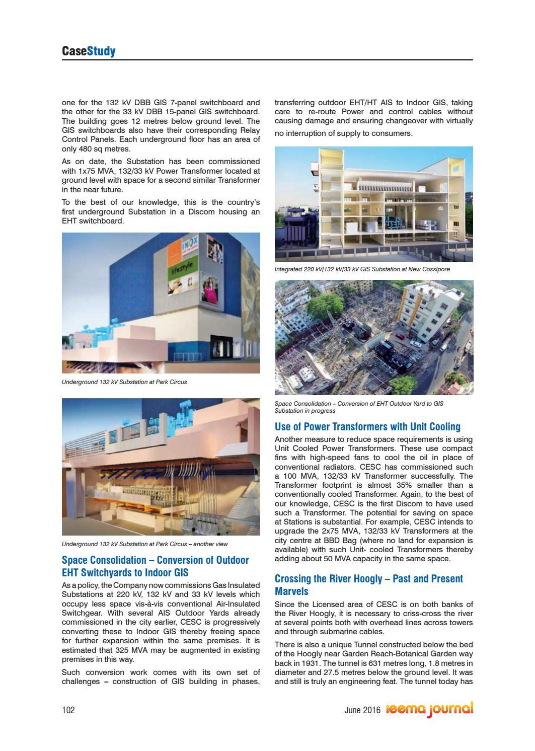 Ieema journal june 2016 by IEEMA - issuu