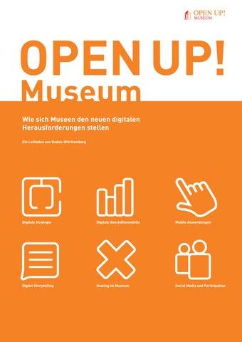 Wie sich Museen den neuen digitalen Herausforderungen stellen by MFG ...
