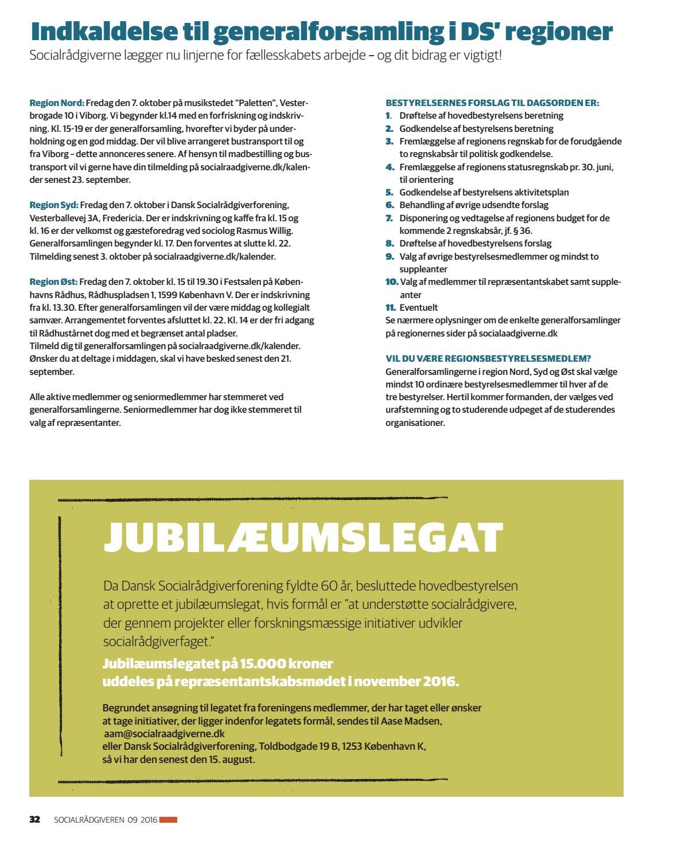 dansk socialrådgiverforening fredericia