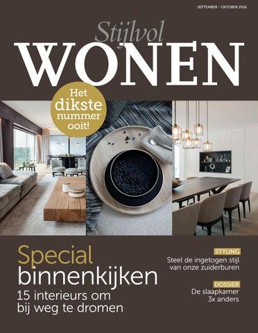 Stijlvol Wonen NL 05 2016 by Stijlvol Wonen - issuu