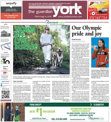 The york guardian august 11 2016 by the york guardian issuu page 1 sciox Image collections