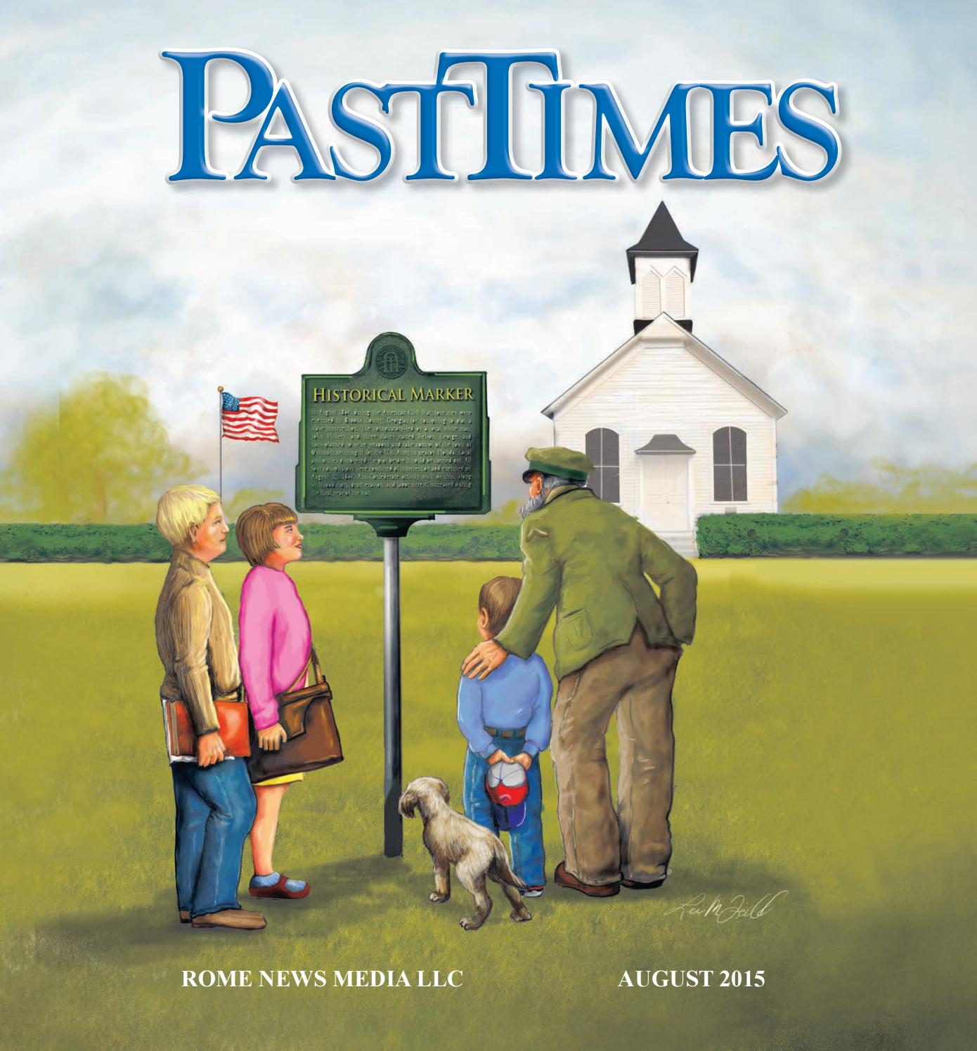 Past Times 2015 by Rome News Tribune issuu