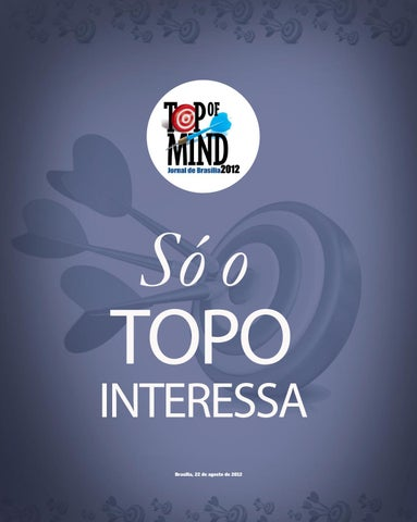 Top Of Mind - 2012 by topofmindbrasilia - issuu b2cac410b8