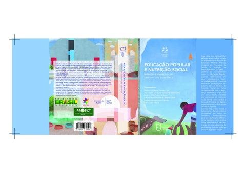 328a10620034b EDUCAÇÃO POPULAR E NUTRIÇÃO SOCIAL reflexões e vivências com base em uma  experiência