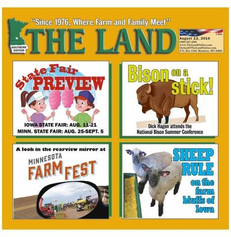 THE LAND ~ Aug. 12 7deec14153