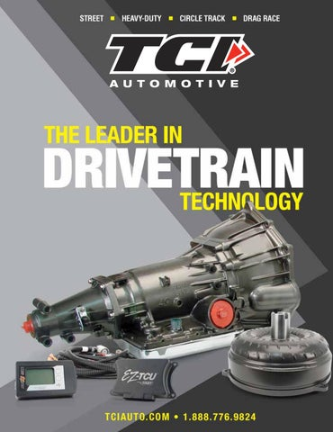 2016 tci automotive catalog by comp performance group™ issuuWire Between The Electronic Throttle Body39s Connector And The Throttle #1