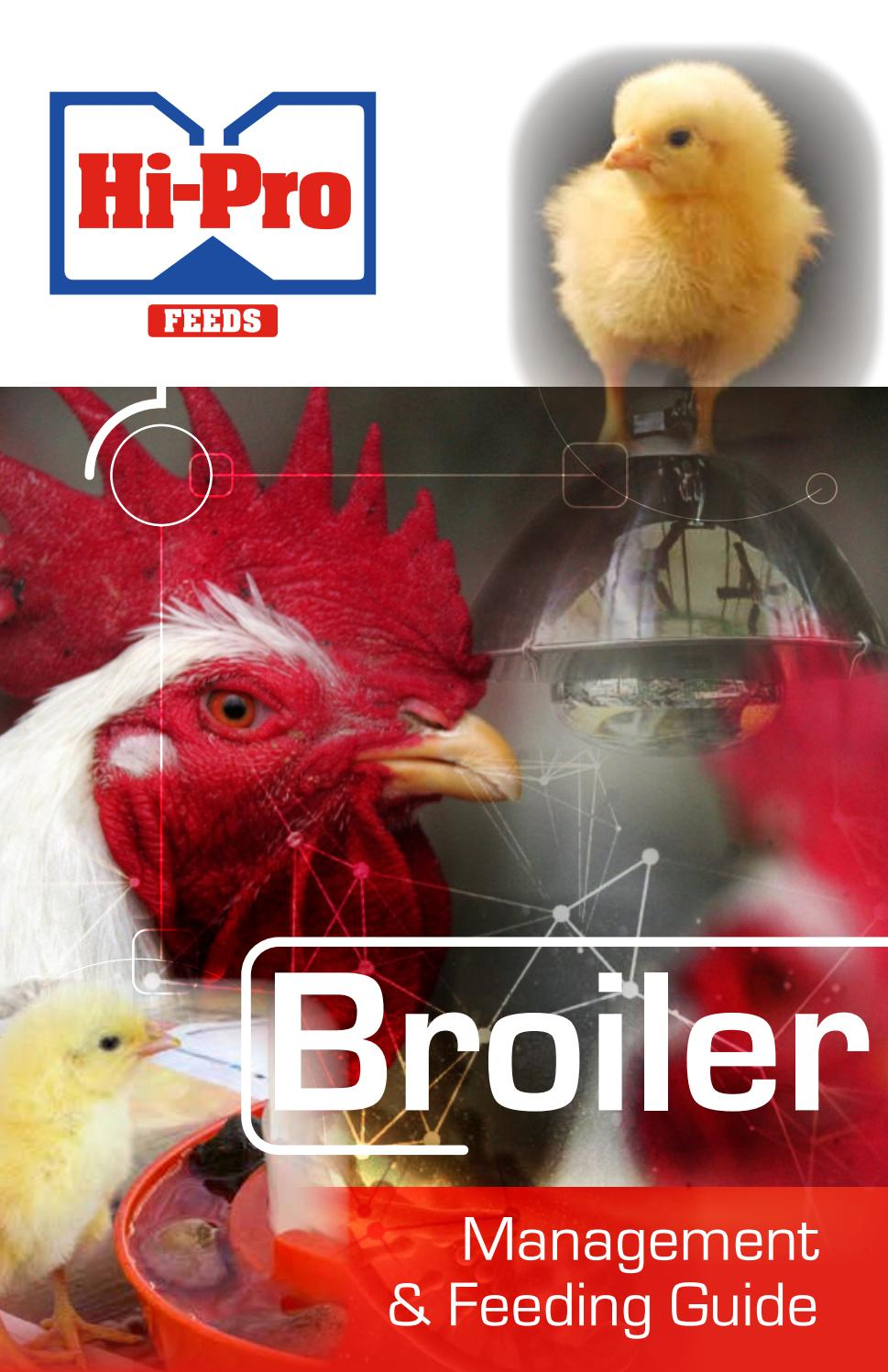 Hi-Pro Broiler Management & Feeding Guide by GroupPR - issuu