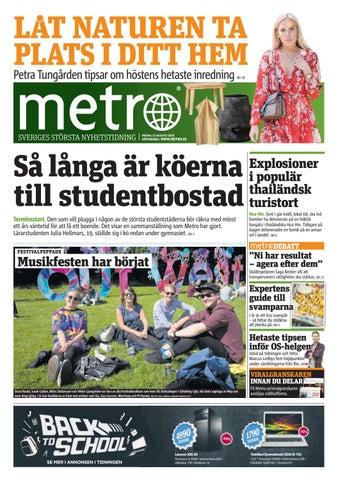 66cf07442f7a 20160812_se_goteborg by Metro Sweden - issuu