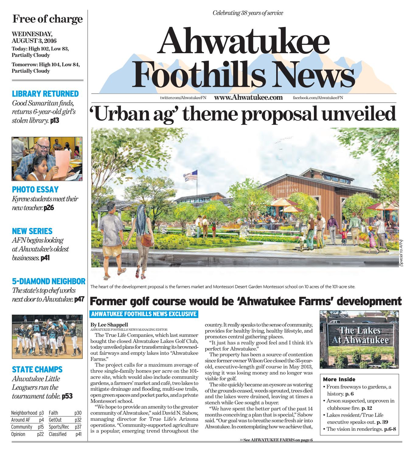 Ahwatukee foothills news aug 3 2016 by times media group issuu fandeluxe Images