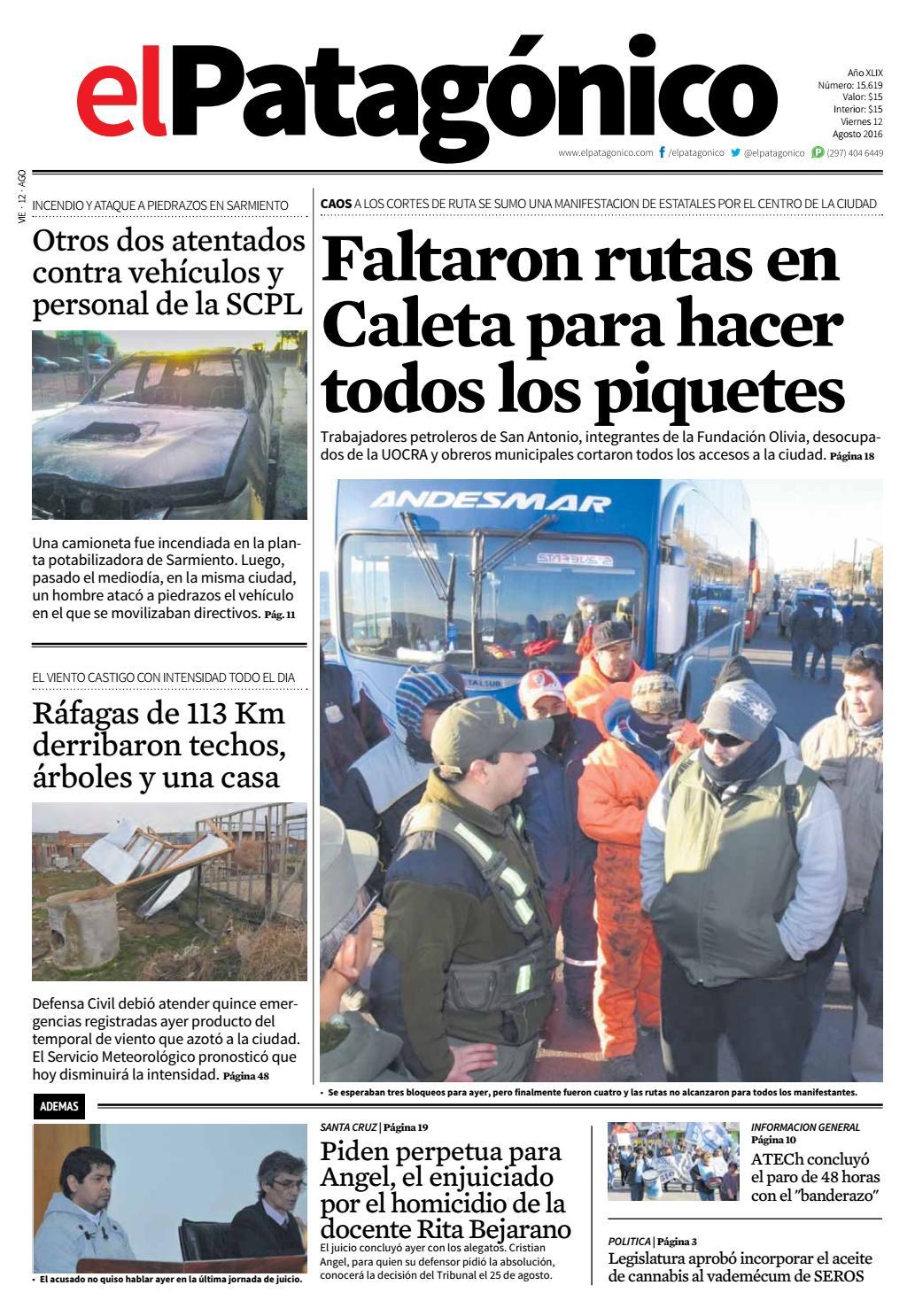 edicion225211082016.pdf by El Patagonico - issuu