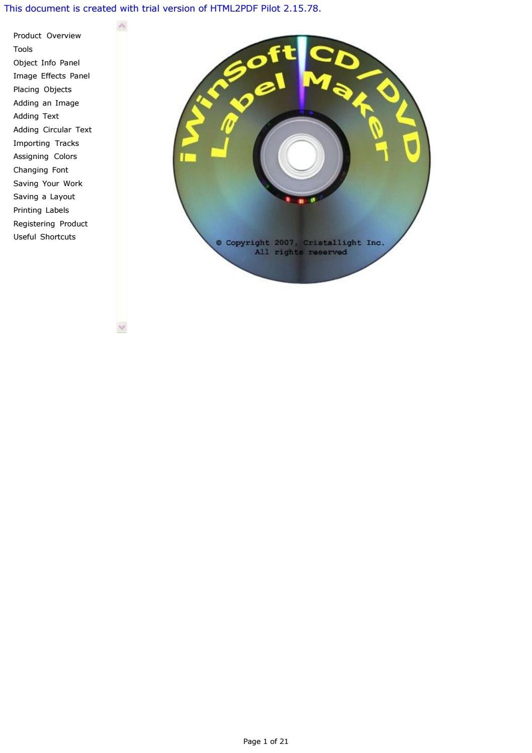 Cd Label Maker For Mac