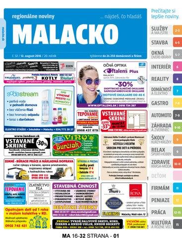 b65db19030cf7 Malacko 16-32 by malacko malacko - issuu