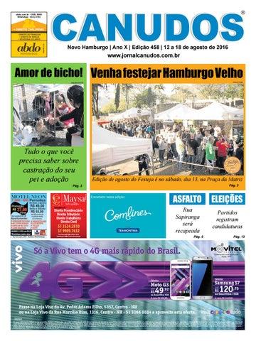 5f39293ad7 Jornal Canudos - Edição 458 by Jornal Canudos - Comercial - issuu
