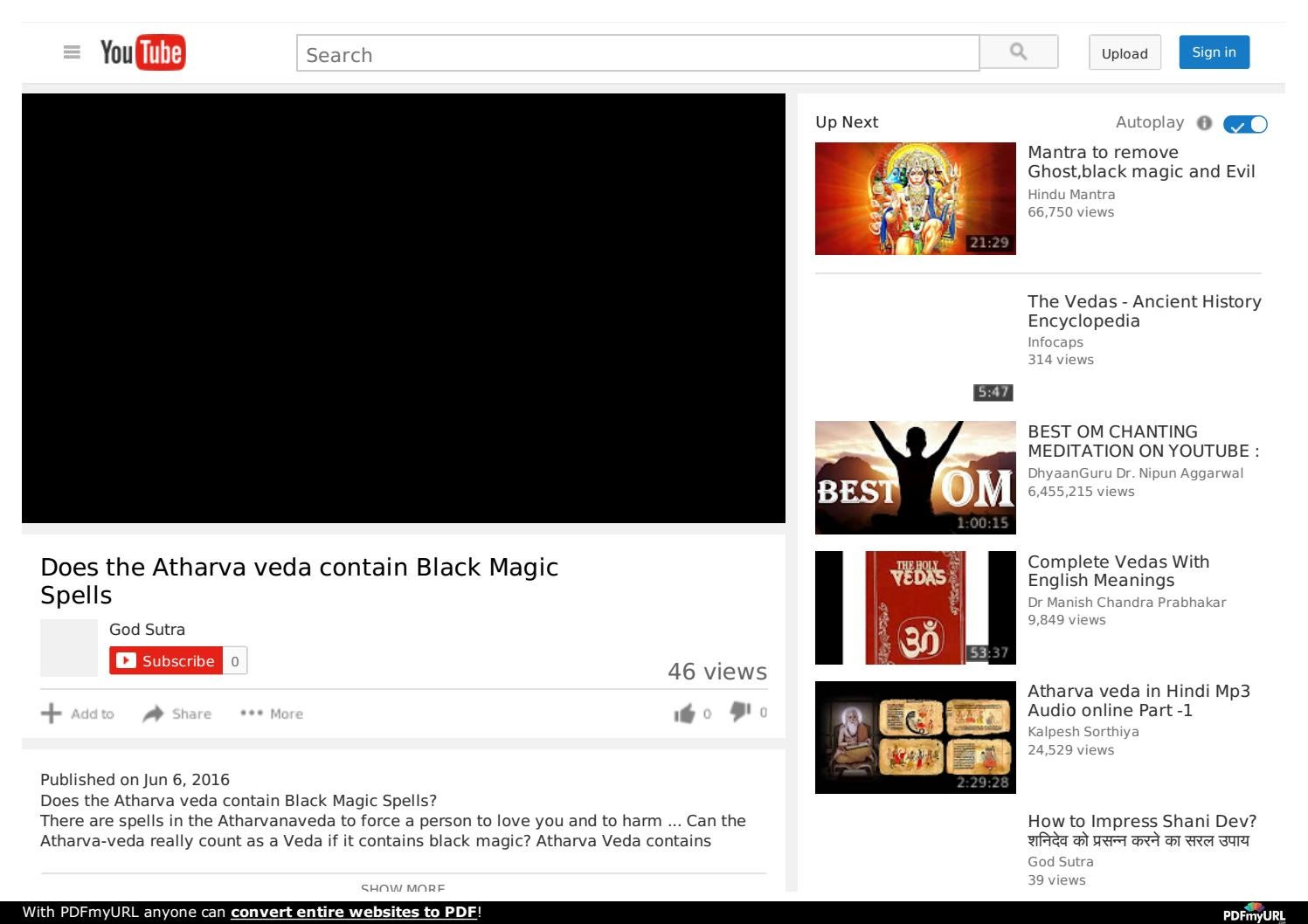 Does The Atharva Veda Contain Black Magic Spells By Vastuservices1