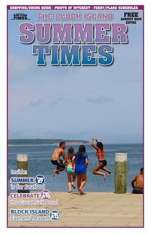 Summer Times August 2016 by blockisland - issuu f1f40aea6