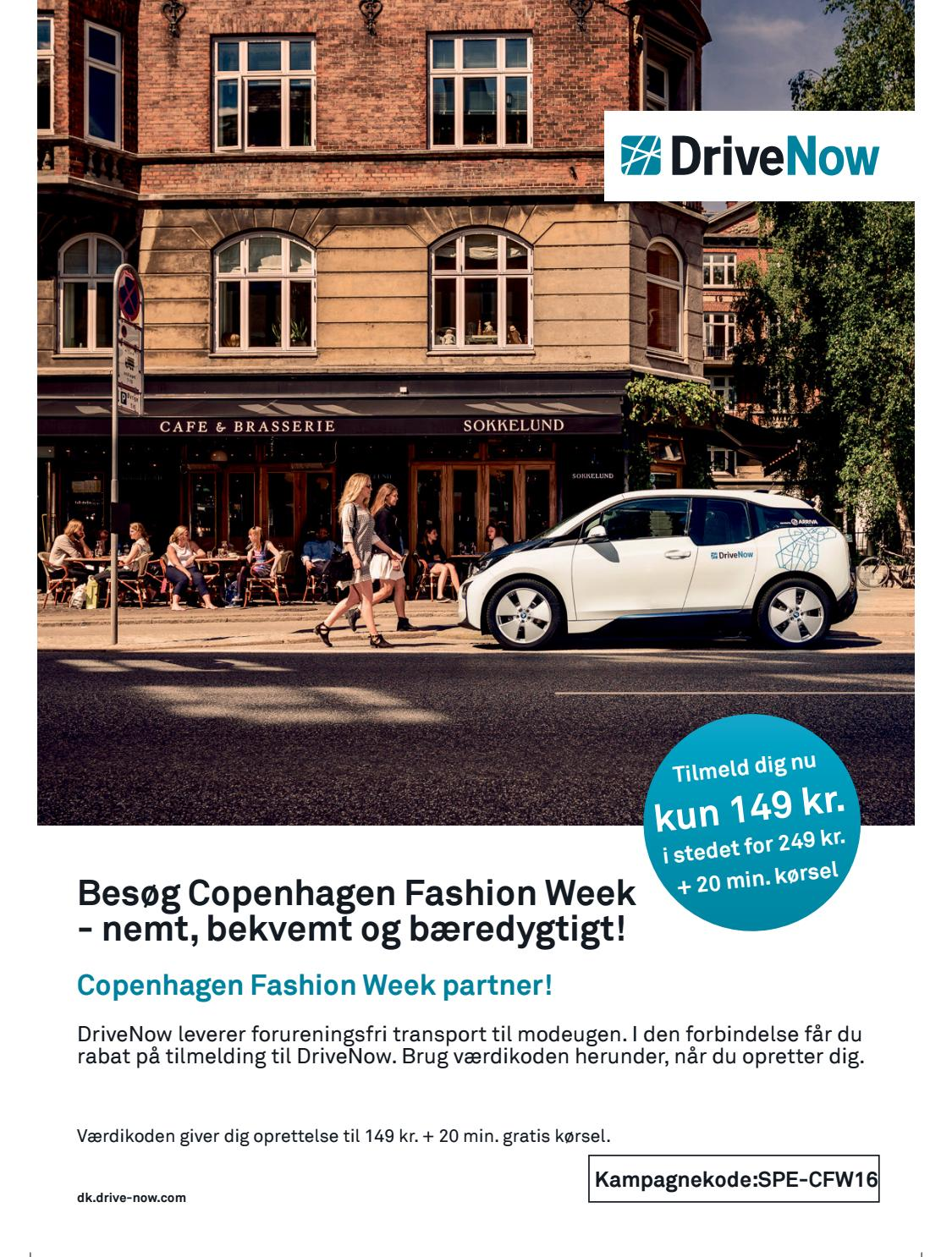 Copenhagen Fashion Week Ss17 The Daily Friday Edition By