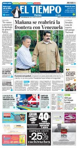 02fecdca2 EL TIEMPO 12-08-2016 by Andres A. - issuu