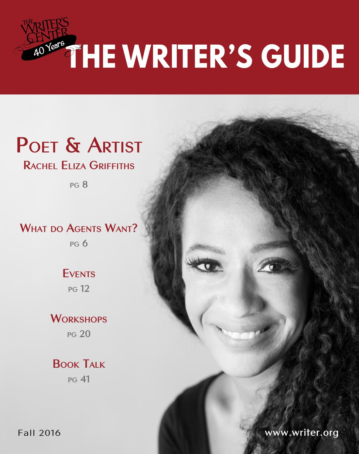 The Writer\'s Guide Fall 2016 by The Writer\'s Center - issuu